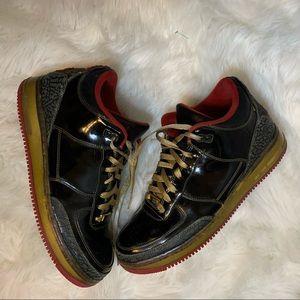"Jordan's ""Best of Both Wold"" sneakers, 13"